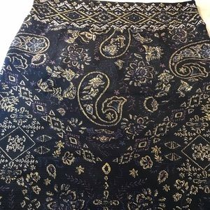 Lularoe holiday collection cassie skirt